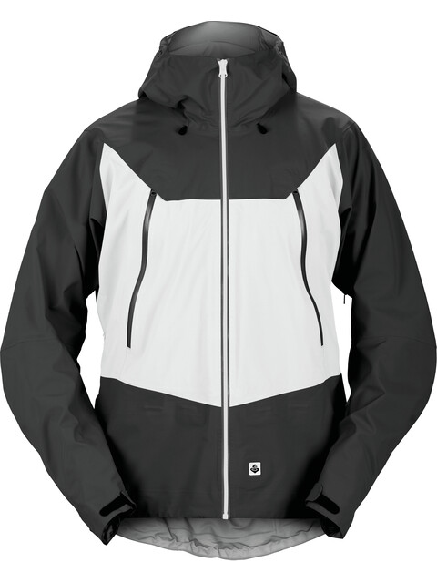 """Sweet Protection M's Salvation Jacket Charcoal Gray/Snow White"""